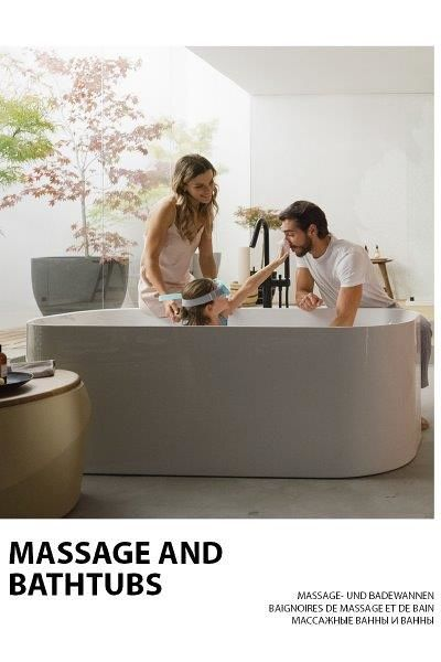 Massage and bathtubs 2019
