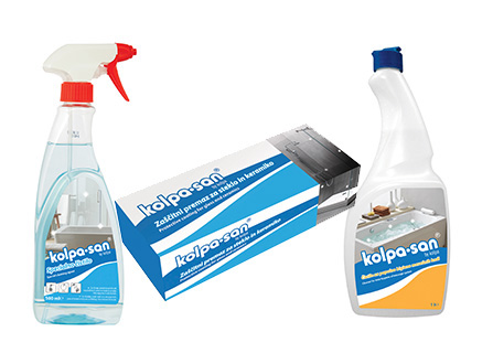Cleaners, disinfectants, coatings