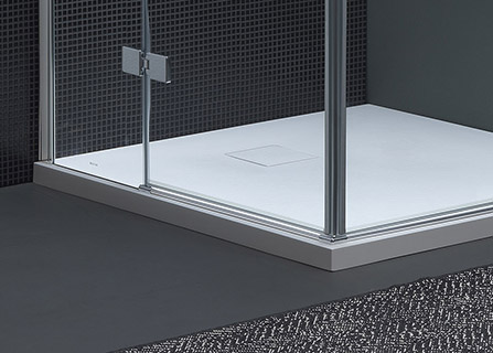 Possibility of installing a shower cabin